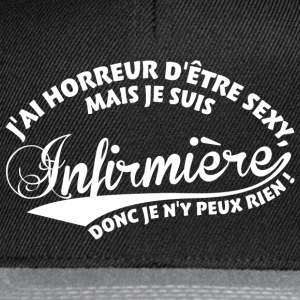 Sexy Infirmière Sweat-shirts - Casquette snapback