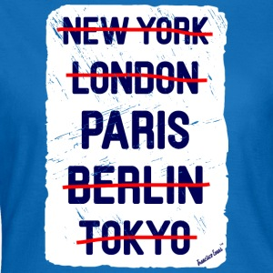 NY London Paris..., Francisco Evans ™ Väskor & ryggsäckar - T-shirt dam
