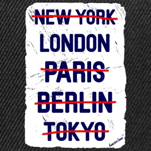 NY London..., Francisco Evans ™ Vesker & ryggsekker - Snapback-caps