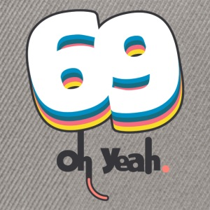 69 oh yeah Tee shirts - Casquette snapback