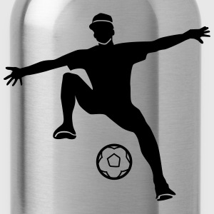 freestyle football T-Shirts - Water Bottle