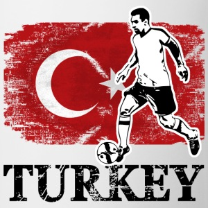 Soccer - Fußball - Turkey Flag Sports wear - Mug