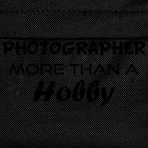 Photographer hobby T-Shirts - Kids' Backpack