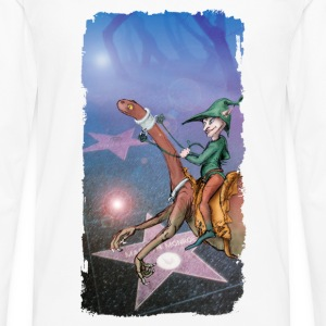 Goblin Walk of Fame (T-shirt Ado) - T-shirt manches longues Premium Homme