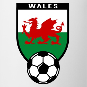 Football fan shirt Wales 2016 Shirts - Mug