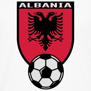 Albania fan shirt 2016 Polo Shirts - Men's Premium Longsleeve Shirt