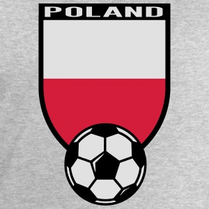 2016 Poland fan shirt T-Shirts - Men's Sweatshirt by Stanley & Stella