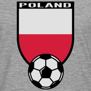 2016 Poland fan shirt T-Shirts - Men's Premium Longsleeve Shirt