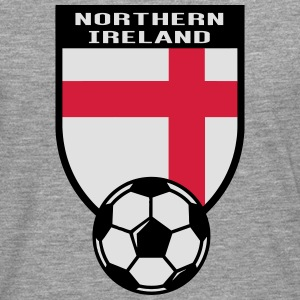 Northern Ireland fan shirt 2016 T-Shirts - Men's Premium Longsleeve Shirt