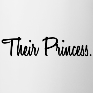 Their Princess Shirts - Mug