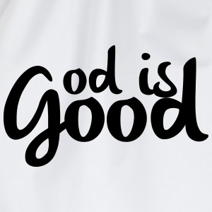 God is good T-shirts - Gymtas