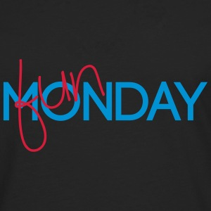Monday Funday - Men's Premium Longsleeve Shirt