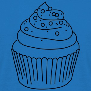 Cupcake Hoodies & Sweatshirts - Men's T-Shirt