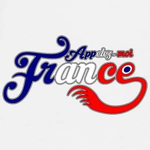 Mug Appelez-moi France (Call me France) - Men's Premium T-Shirt