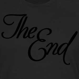 The End Tabliers - T-shirt manches longues Premium Homme