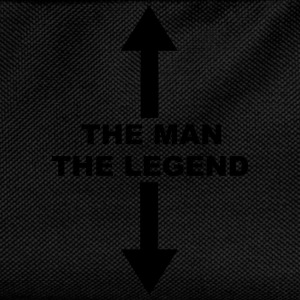 The Man The Legend T-Shirts - Kids' Backpack