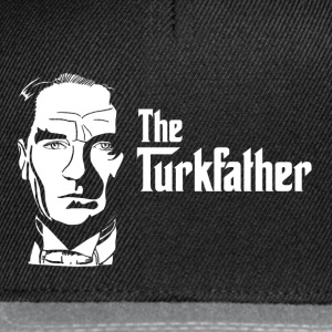 The Turkfather - Snapback Cap