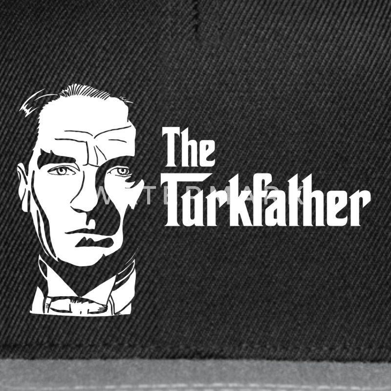 The Turkfather Caps & Hats - Snapback Cap