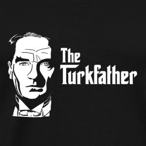 The Turkfather  - Mannen Premium T-shirt