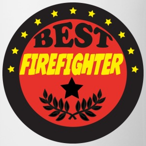 Best firefighter Tee shirts - Tasse