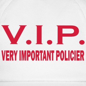 Very important policier Tee shirts - Casquette classique