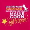 Maincoon glitzer T-Shirts - Frauen T-Shirt
