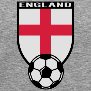 England Fussball Fan Shirt 2016 Vêtements de sport - T-shirt Premium Homme