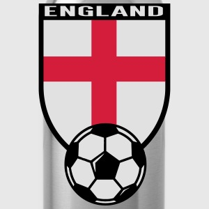England Fussball Fan Shirt 2016 Magliette - Borraccia