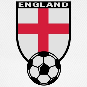 England Fussball Fan Shirt 2016 Body neonato - Cappello con visiera