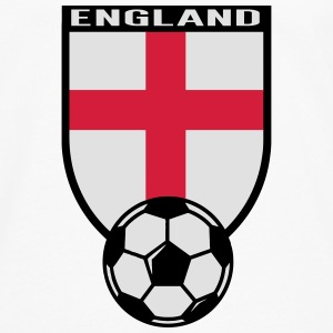 England Fussball Fan Shirt 2016 Babybody - Premium langermet T-skjorte for menn