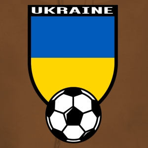 Ukraine football fan shirt 2016 T-Shirts - Women's Premium Hoodie