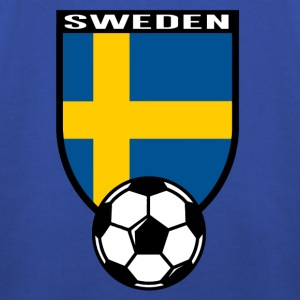 Sweden football fan shirt 2016 T-Shirts - Kids' Premium Hoodie