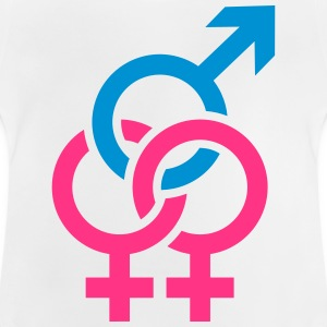 Bisexuell T-Shirts - Baby T-Shirt