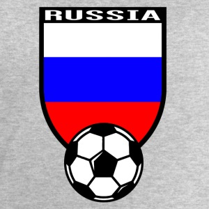 Russia football fan shirt 2016 Long Sleeve Shirts - Men's Sweatshirt by Stanley & Stella