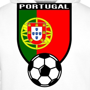 Portugal football fan shirt 2016 T-Shirts - Men's Premium Hoodie
