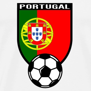 Portugal maillot de fan de foot 2016 Vêtements de sport - T-shirt Premium Homme