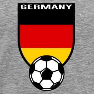 Football de maillot Allemagne fan 2016 Vêtements de sport - T-shirt Premium Homme