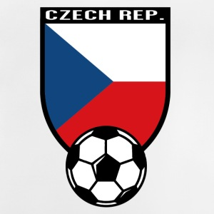 Czech Republic football fan shirt 2016 Shirts - Baby T-Shirt