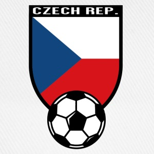 Czech Republic football fan shirt 2016 Long sleeve shirts - Baseball Cap