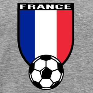 Maillot de fan de foot France 2016 Vêtements de sport - T-shirt Premium Homme