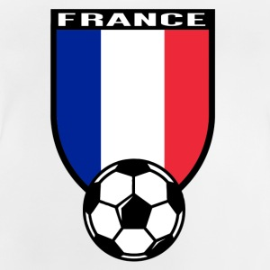 Voetbalshirt fan de France 2016 Shirts - Baby T-shirt