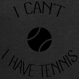 I can't I have Tennis Bouteilles et Tasses - Sweat-shirt Homme Stanley & Stella