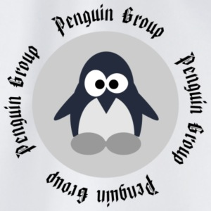 penguin goup T-Shirts - Turnbeutel