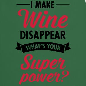 I Make WIne Disappear... T-shirts - Forklæde