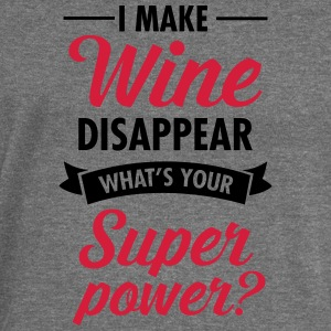 I Make WIne Disappear... T-Shirts - Women's Boat Neck Long Sleeve Top