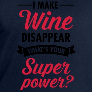 I Make WIne Disappear... T-shirts - Sweatshirt herr från Stanley & Stella