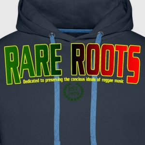 RARE ROOTS CLASSIC 4 T-Shirts - Men's Premium Hoodie