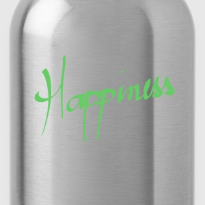 Happiness - Water Bottle