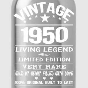 VINTAGE 1950-LIVING LEGEND T-Shirts - Water Bottle