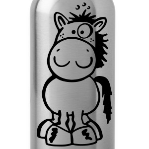 Little Horse Shirts - Water Bottle